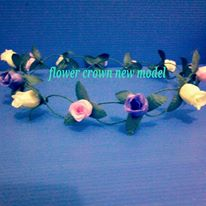 flower crown new model 35rb